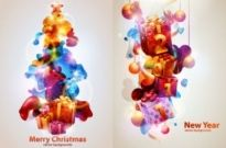 Free vector Vector misc  cool glare new year theme vector 2