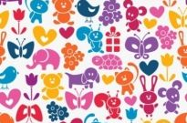 Free vector Vector background  cute cartoon background 02 vector