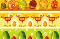 Free vector Vector banner  cute cartoon banner01vector
