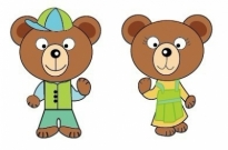 Free vector Vector cartoon  cute cartoon bear vector