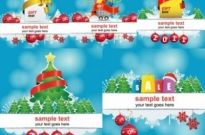Free vector Vector Christmas  cute christmas vector illustration
