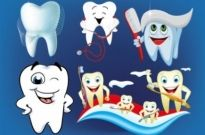 Free vector Vector misc  dental care lovely illustrations vector