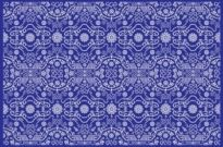 Free vector Vector pattern  Detailed Flower Pattern