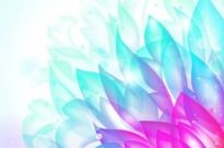 Free vector Vector background  Dream Flower Vector Background