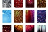 Free vector Vector background  dynamic fashion background vector