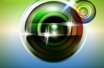 Free vector Vector background  dynamic halo background 04 vector
