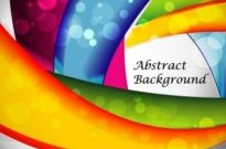 Free vector Vector background  dynamic trend of the background 01 vector