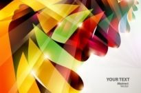 Free vector Vector background  dynamic trend of the background 04 vector