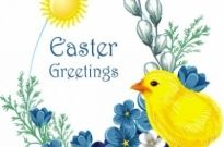 Free vector Vector misc  easter chicks vector 3