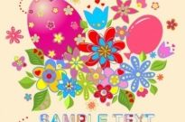 Free vector Vector misc  Easter Vector Illustration