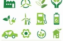 Free vector Vector icon  eco icons