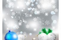 Free vector Vector Christmas  Elegant Christmas Background