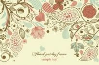 Free vector Vector background  elegant floral background pattern 01 vector