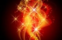 Free vector Vector background  energetic and colorful flow lines background 03 vector