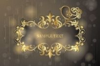 Free vector Vector background  european pattern background 01 vector