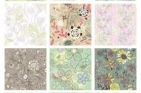 Free vector Vector pattern  exquisite patterns 01 vector