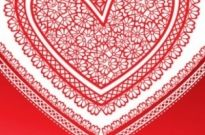 Free vector Vector Heart  exquisite valentine's day greeting cards 04 vector