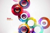 Free vector Vector background  Fashion Colorful Background
