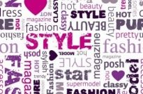Free vector Vector misc  Fashion Word Collage Vector Illustration