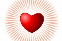 Free vector Vector Heart  FINAL Heart shape on glowing background
