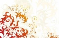 Free vector Vector background  Floral Artistic Background Vector Graphic