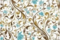 Free vector Vector background  Floral Background Vector Art