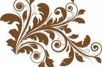 Free vector Vector floral  Floral Design Element Vector