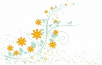 Free vector Vector floral  Floral Ornament
