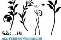 Free vector Vector trust to nature  Floral Vector Design