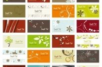 Free vector Vector flower  flower card background vector