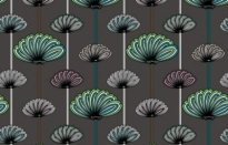Free vector Vector pattern  flower wallpaper patterns