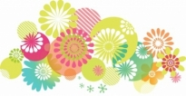Free vector Vector flower  Flowers Background