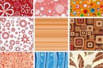 Free vector Vector background  Free Abstract Background Vector Set