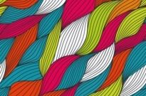 Free vector Vector abstract  Free Abstract Colored Design Background Vector