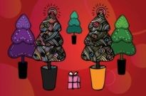 Free vector Vector Christmas  Free Christmas Tree Illustrations