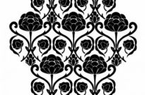 Free vector Vector flower  Free Floral Vector Ornament