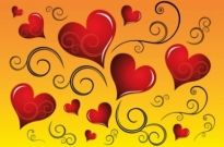 Free vector Vector Heart  Free Heart Graphics Vectors