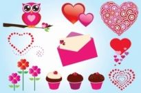 Free vector Vector Heart  Free Love Vector Graphics