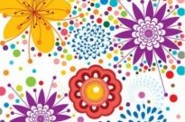 Free vector Vector background  Free Vector Floral Pattern Background