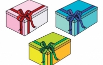 Free vector Vector misc  Gift Boxes