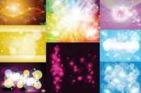 Free vector Vector background  Glare Vector Background