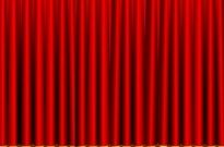Free vector Vector misc  gorgeous curtain of red 03 vector