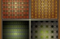 Free vector Vector background  gorgeous shading background 02 vector