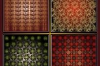 Free vector Vector background  gorgeous shading background 03 vector