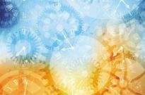 Free vector Vector background  gorgeous silhouette background 05 vector