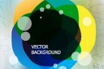 Free vector Vector background  gorgeous threedimensional vector illustration background 3