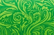 Free vector Vector background  green leaf background 05 vector