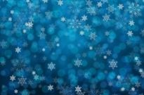 Free vector Vector background  grunge blue snowy background