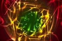 Free vector Vector background  halo bright background 02 vector