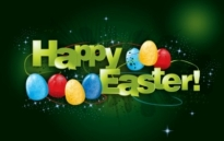 Free vector Vector misc  Happy Easter